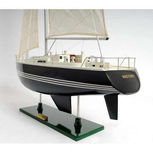 Old Modern Handicrafts Victory Model Boat