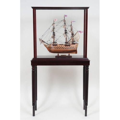 Tall Ship Display Case