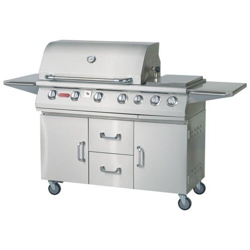 Bull Outdoor Products 7 Burner Premium Gas Grill