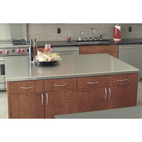 A-Line by Advance Tabco Island Counter Top