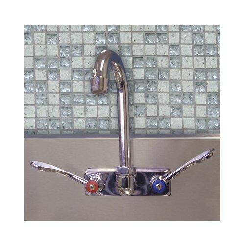 Splash Mounted Utility Sink Faucet
