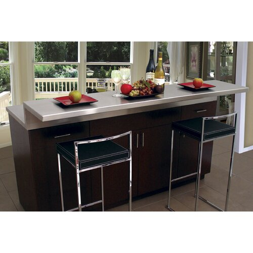 A-Line by Advance Tabco Island Dine Counter Top