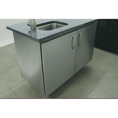 A-Line by Advance Tabco Professional Chef Kitchen Island Base