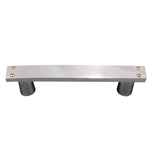 "Vicenza Designs Archimedes Nail Head 4"" Cabinet Bar Pull"