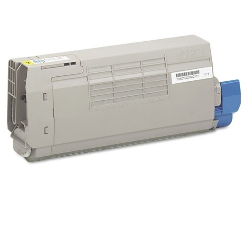 OEM Toner Cartridge, 11500 Page Yield, Yellow