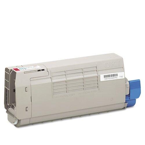 43866102 OEM Toner Cartridge, 11500 Page Yield, Magenta