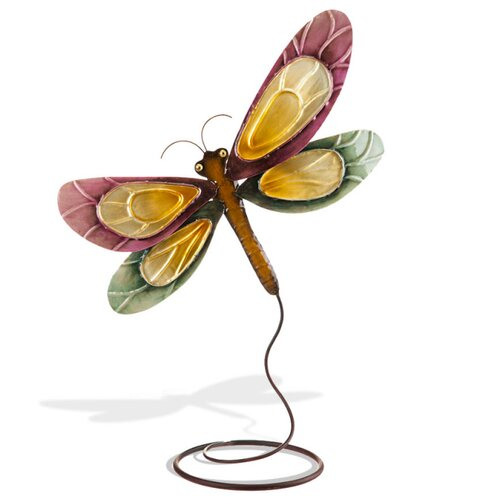 Cape Craftsmen Dragonfly Table Figurine