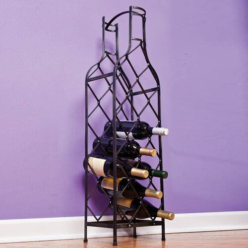 Cape Craftsmen 12 Bottle Wine Rack