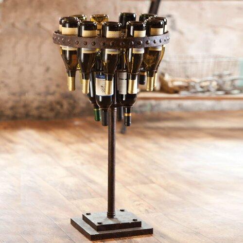 15 Bottle Standing Wine Rack