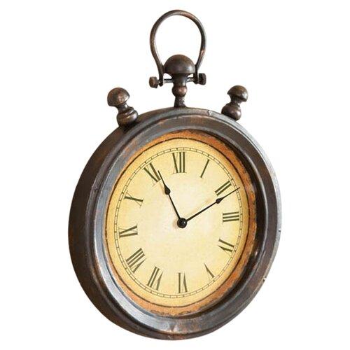 Everyday Retro Stopwatch Wall Clock