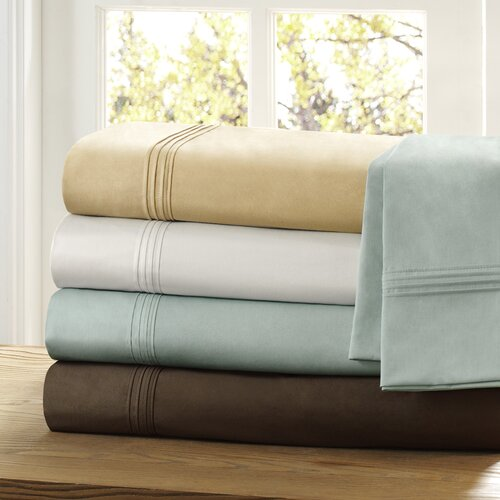 Premier Comfort 400 Thread Count Egyptian Cotton Sateen Sheet Set