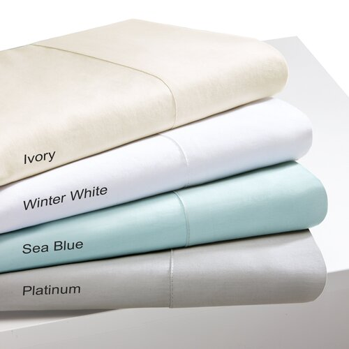 Sleep Philosophy 300 Thread Count Silky Pima Pillowcase