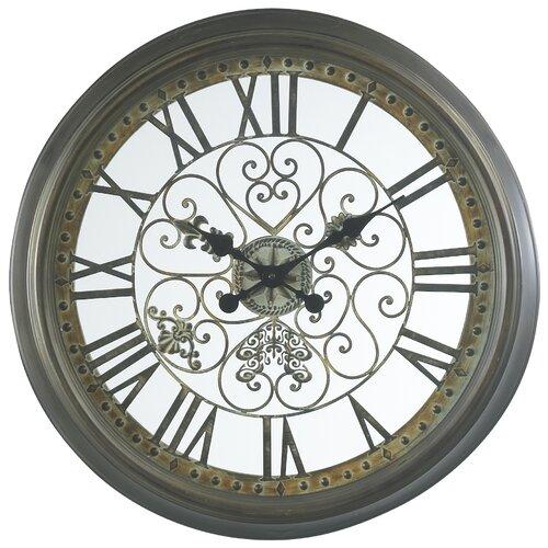 "Cooper Classics Oversized 24.5"" Marlow Wall Clock"