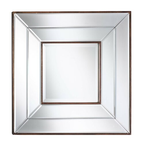 Clarence Frameless Mirror