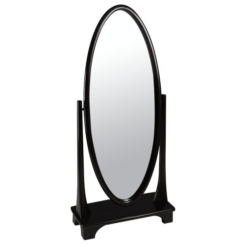 Cooper Classics Oxford Cheval Mirror