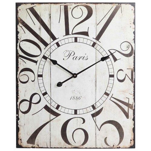 Cooper Classics Redding Wall Clock