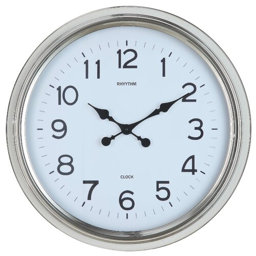 "Cooper Classics Oversized 24.5"" Wyeth Wall Clock"