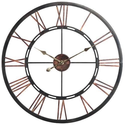"Cooper Classics Oversized 27.5"" Mallory Wall Clock"
