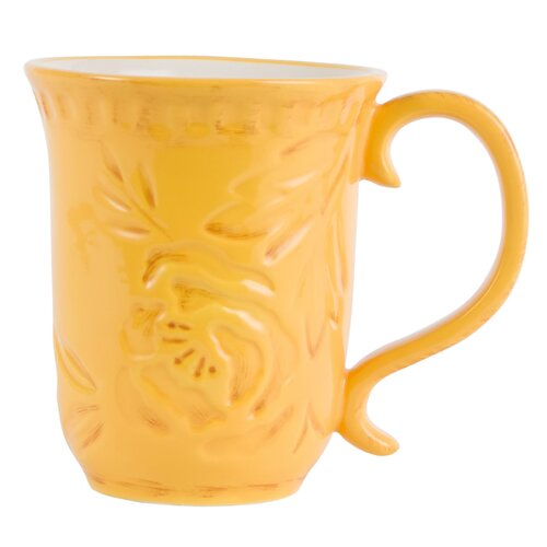 Fitz and Floyd Flower Market Mug