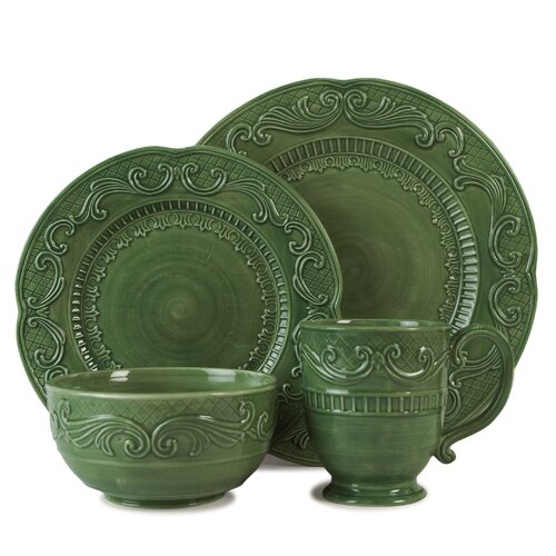 Ricamo 4 Piece Place Setting
