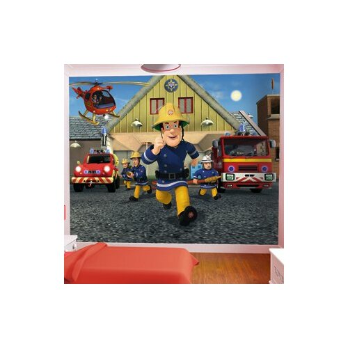fireman sam wall mural wayfair uk pics photos fireman sam wall mural w fireman sam