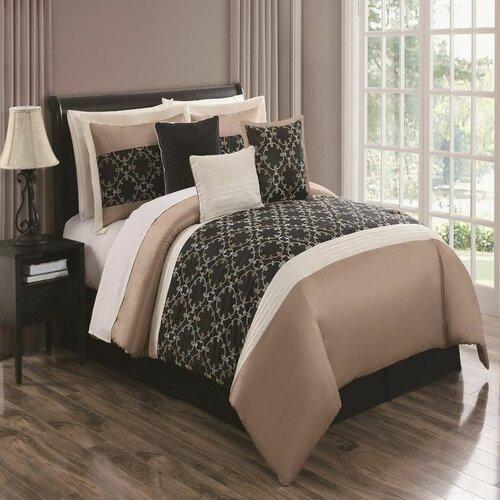 Sistine 7 Piece Comforter Set
