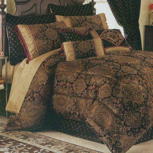Sereda 7 Piece Queen Comforter Set