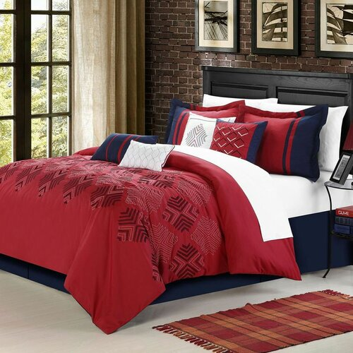Harq 12 Piece Comforter Set