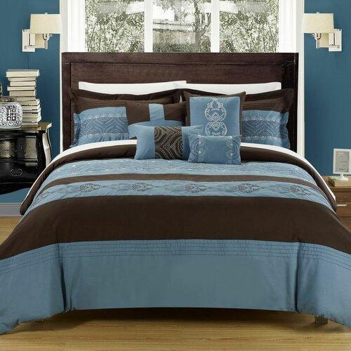 Province 12 Piece Comforter Set