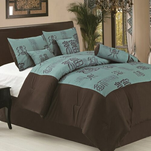 Lee 7 Piece Comforter Set