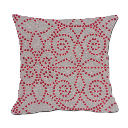 Decorative Toss Medallion Pillow