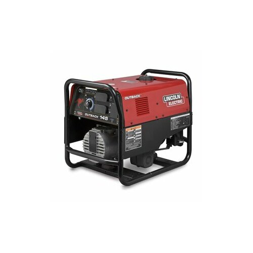 Lincoln Electric Outback 25V Engine Driven MIG Welder 145A