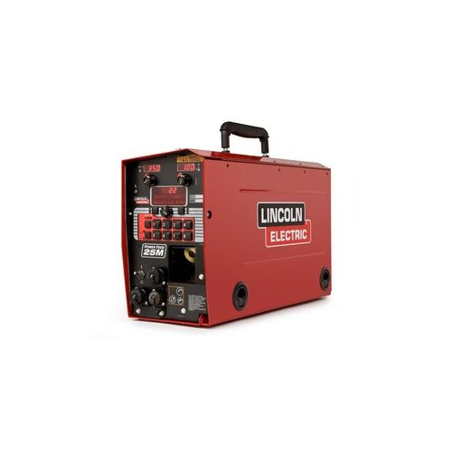 Lincoln Electric Power Feed 25M Portable MIG Welder