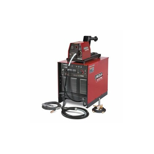 Lincoln Electric Idealarc CV-400/LF-74 Ready-Pak 230V MIG Welder 500A