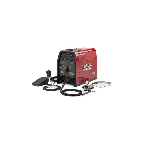 Lincoln Electric Precision Ready-Pak 230V TIG Welder 230A