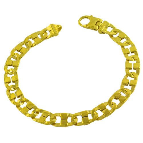 Men's Fancy Mariner Link Bracelet