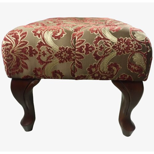 NOYA USA Classic Button Tufted Bench Ottoman