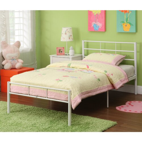 Home Loft Concept Twin Metal Bed Frame