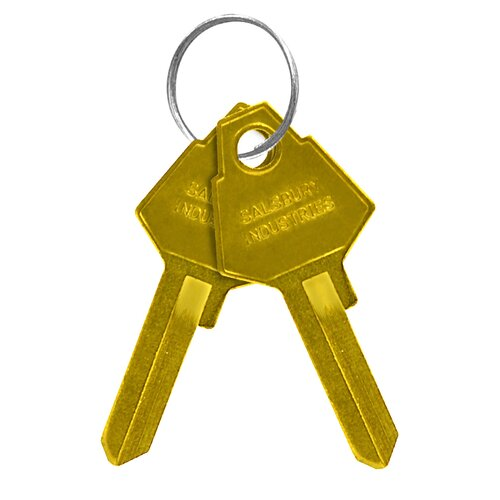 Salsbury Industries Blank Keys