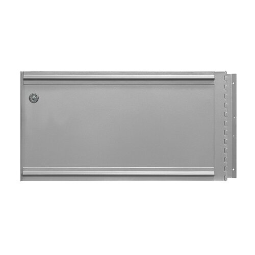 Salsbury Industries Rear Cover for Aluminum Drop Box