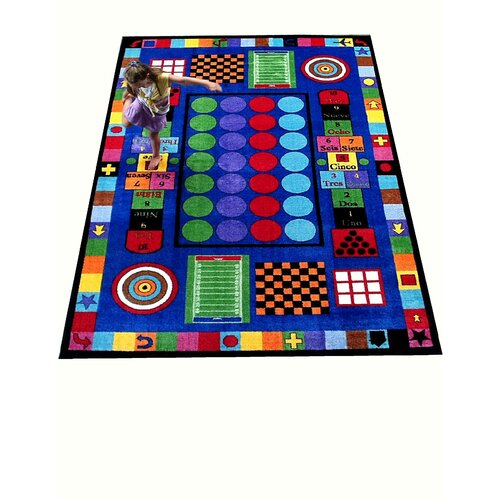 Kids World Rugs Game Time Kids Rug