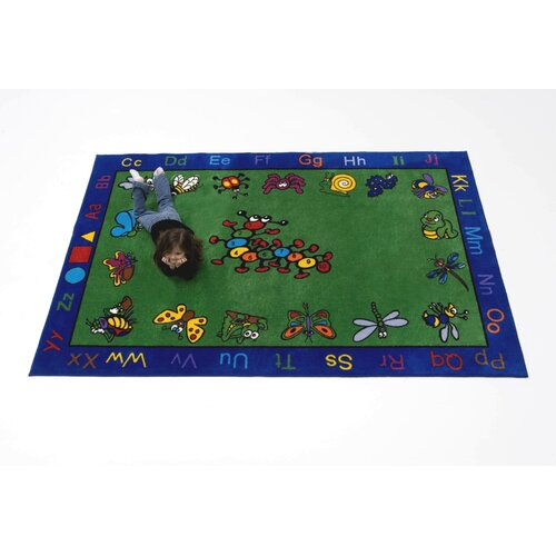 Kids World Rugs Critters Kids Rug