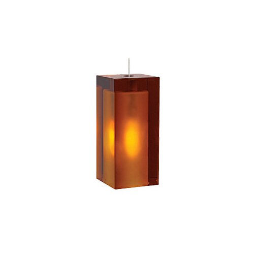 Tech Lighting Solitude 1 Light Energy Efficient Solitude Pendant