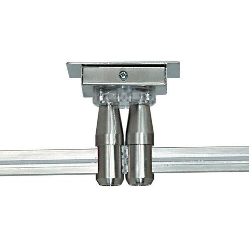 MonoRail Square Dual Power Feed Canopy