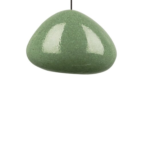 River Rock 1 Light Pendant