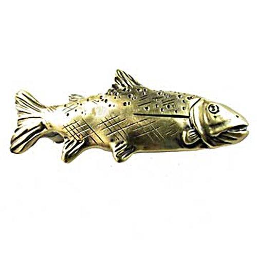 """Sierra Lifestyles Fishing Sportsman 1.75"""" Novelty Knob"""
