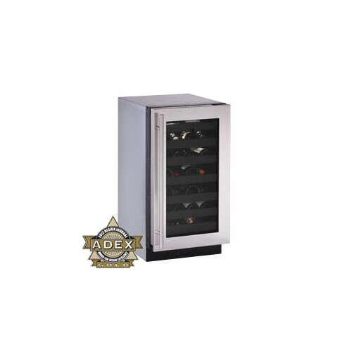 31 Bottle Single Zone Wine Refrigerator