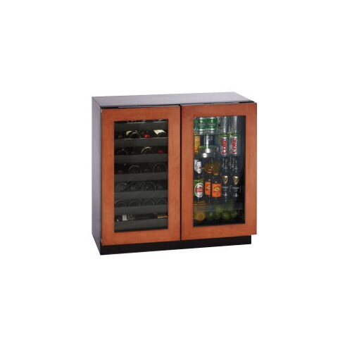 31 Bottle Dual Zone Wine Refrigerator