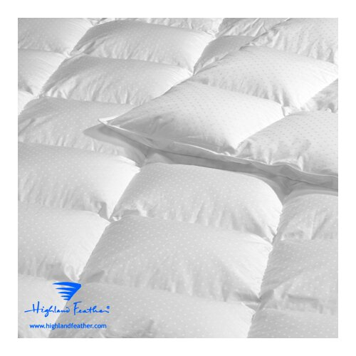 Highland Feather Nantes Standard Down Comforter