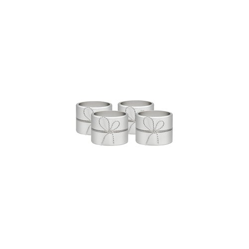 Love Knots Napkin Rings (Set of 4)